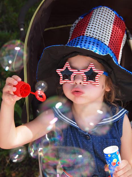 4th of July Celebration - Boom, Boom, Pow