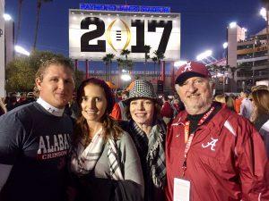 2017 Outback Bowl Fans
