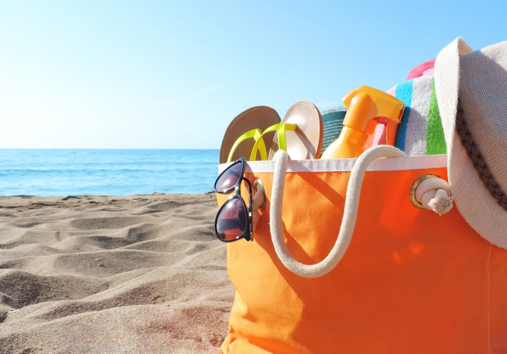 Must Have Items for Your Beach Bag
