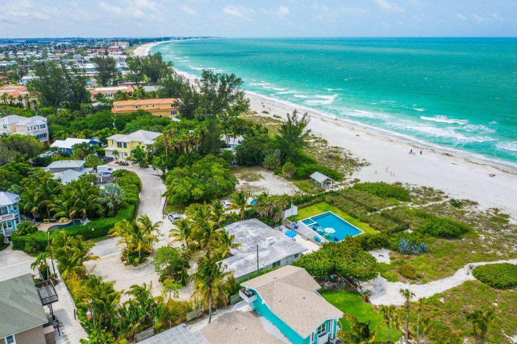 Beachfront Vacation Rental Home