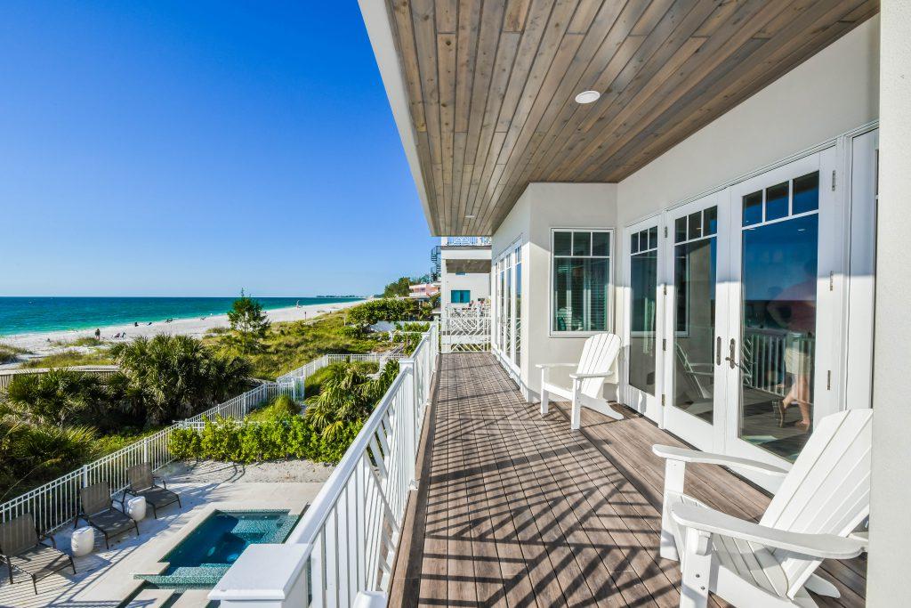 Best Beachfront Homes on Anna Maria Island