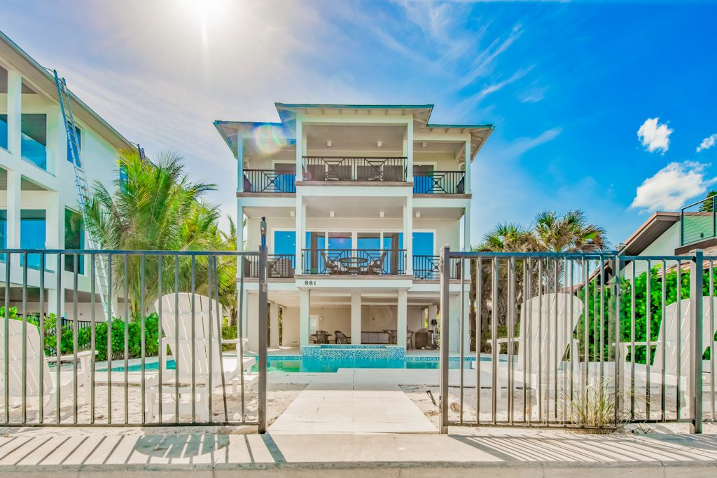 Anna Maria Island luxury vacation rental homes