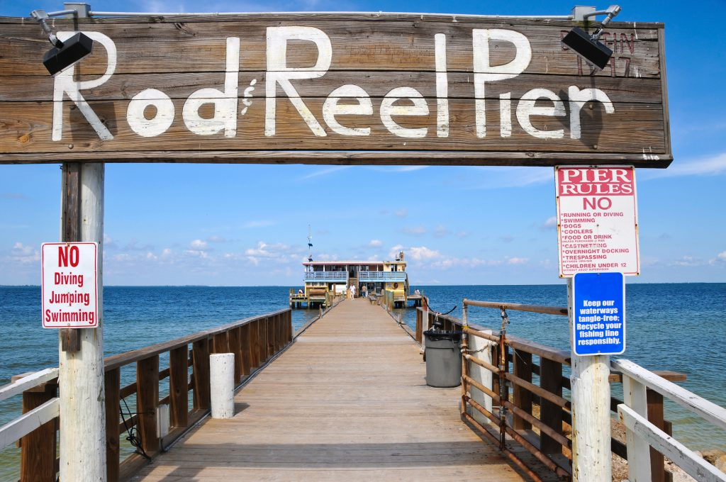 The Best 3 Places to Go Fishing on Anna Maria Island