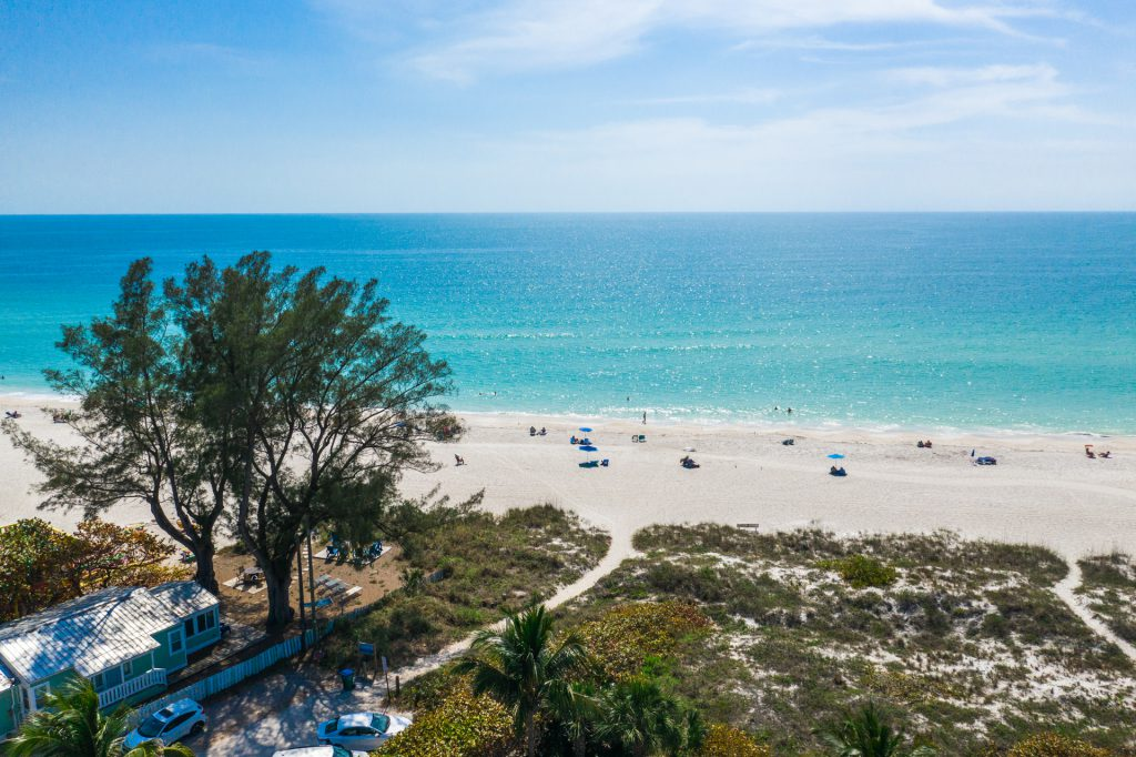 Best Beaches in the World, Manatee Public Beach Anna Maria Island Florida