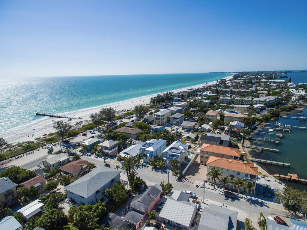 Best Beaches in the World, Coquina Beach Anna Maria Island Florida