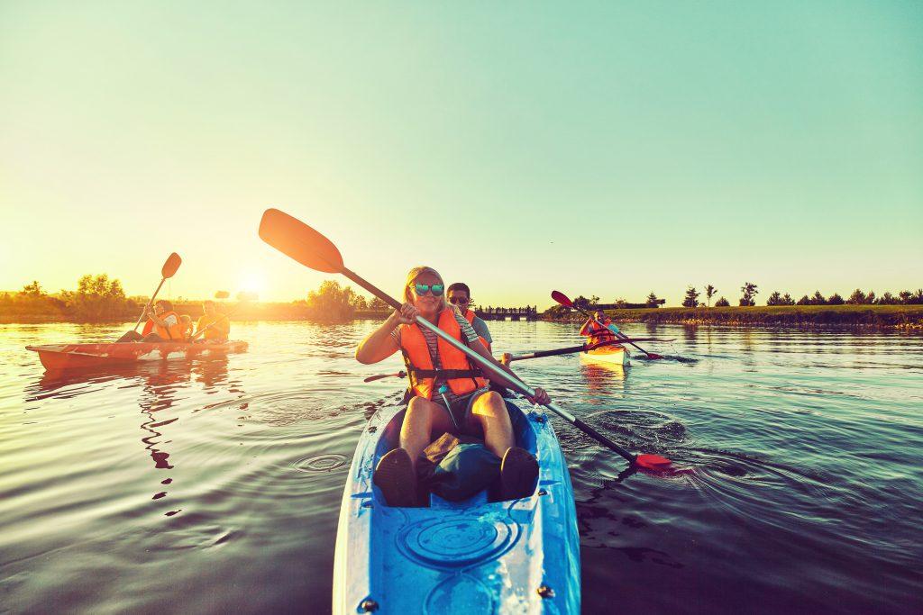 Experience Kayaking & Paddleboarding on Anna Maria Island