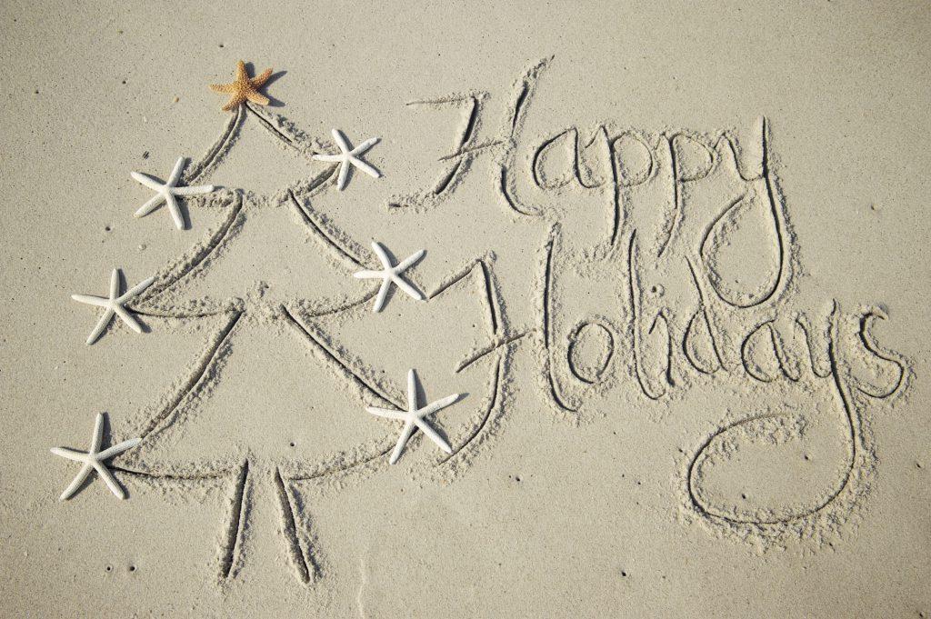 Spend the Holidays on Anna Maria Island