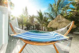 Anna Maria Island Vacation Rental Hammock